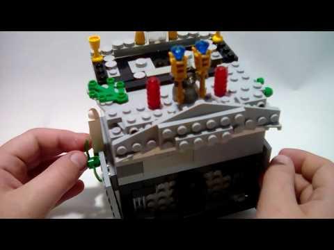 Ancient Greek puzzle box