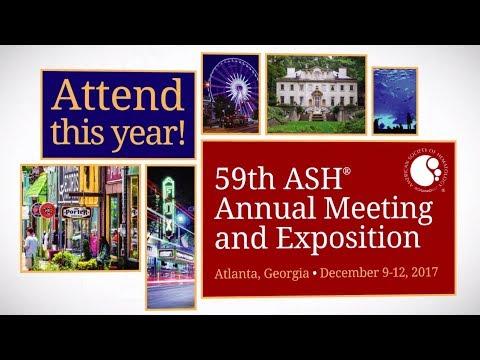 59th ASH Annual Meeting: A