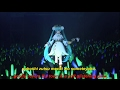 Download HATSUNE MIKU - SNOW FAIRY STORY 2015 - Snow Miku Live! 2015 (English and Romaji Subtitles) MP3 song and Music Video