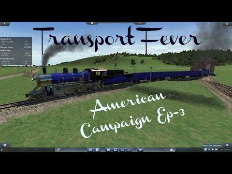 Il canale di Panama, che opera mostruosa! | Transport Fever Ita | American Campaign Ep-3 (Parte 1)