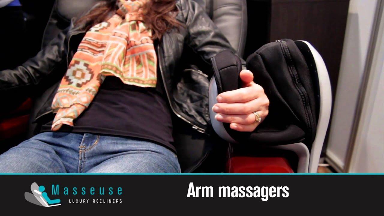 3D Chiro Luxury Recliner Masseuse Massage Chairs4