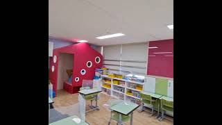 은평구 은진초등학교/롤스크린 #학교커튼