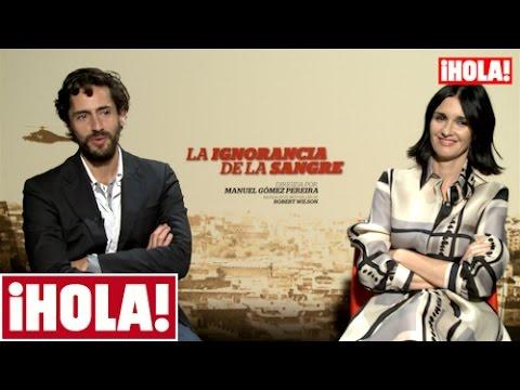 Entrevista con Paz Vega y Juan Diego Botto