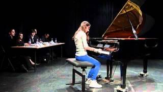 Valse favorite de Mozart par Shani Melloul