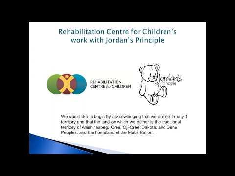 Breakfast at SSCY: Rehab Centre for Children's work with Jordan's Principle