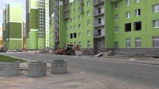 ЖК «Новая Охта», июнь 2015 г.(, 2015-07-06T11:23:37.000Z)