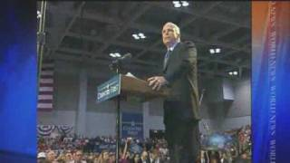 ABC Polls : Obama 53% McCain 43%