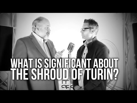 399. What Is Significant About The Shroud Of Turin?