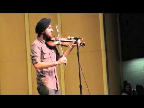 """Morni (Punjabi Mc) Cover- Raaginder """"Violinder"""""""