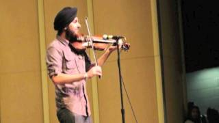 "Morni (Punjabi Mc) Cover- Raaginder ""Violinder"""