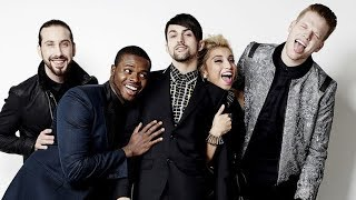 pentatonix annoying each other for two minutes and fifty six seconds