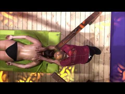 Massage Aladin sur Table Suspendue - 46ème Congrès International d'Esthétique & Spa - Paris