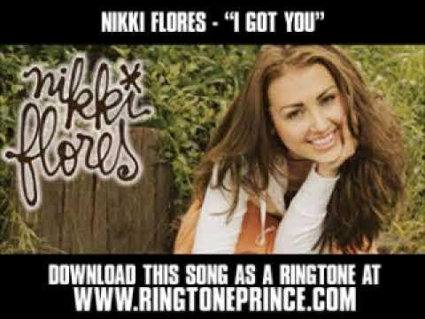 Nikki Flores - I Got You [ New Video + Download ]