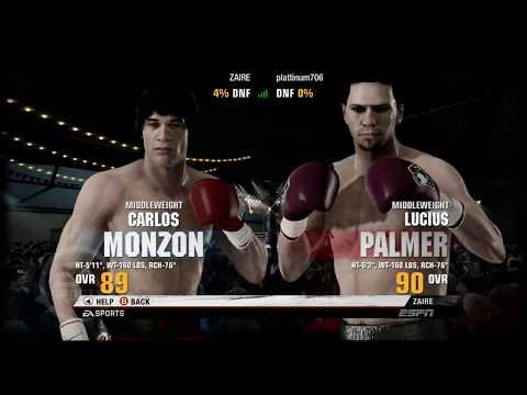 Zaire  No Smoke Johnson Gets Trashed In Fight Night  Champion XBOX ONE X