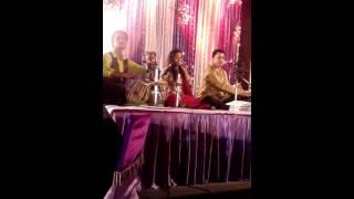 Habib Khan Singer Performing (Har Kisi Ko Nahi Mil