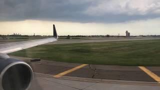 (FIRST CLASS) Delta Boeing 757 Detroit to Minneapolis