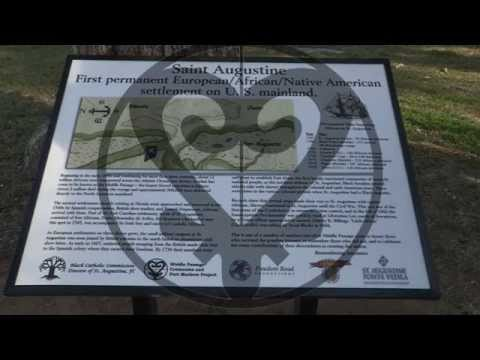Ancestral Remembrance Ceremony and Historic Middle Passage Marker   Short Version
