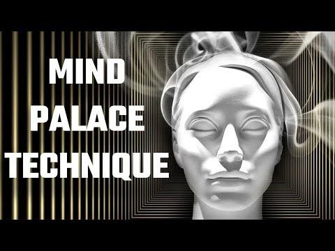 Mind Palace Memory Technique Training SECRETS