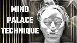 Mind Palace Memory Technique Training SECRETS