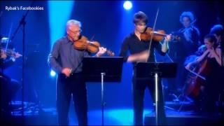 Alexander Rybak & Arve Tellefsen - Largo Ma non Tanto by J.S.Bach 11.08.2010
