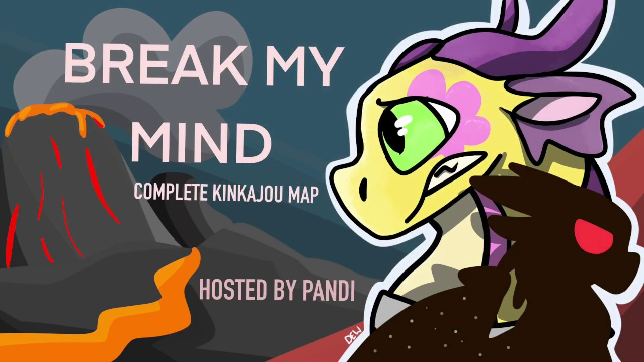 Break my Mind | Thumbnail contest entry for Pandi | WoF Kinkajou