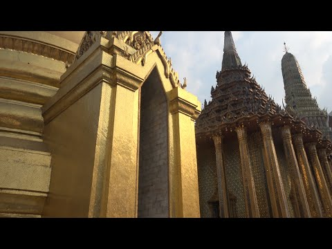 The Grand Palace, Bangkok, Thailand in Ultra HD - Owl Forest - Khôra - Herrin