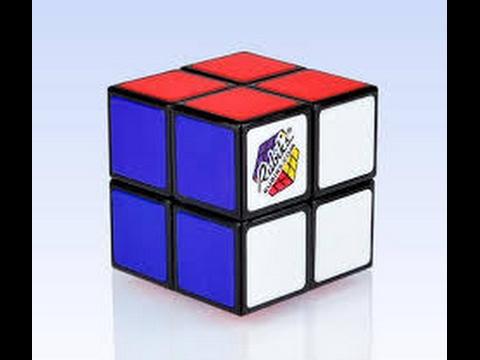 2X2扭計骰基本教學(15分鐘極速完成) - YouTube