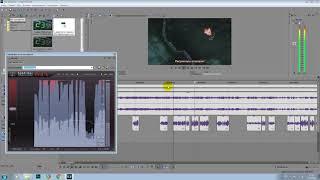 Тайминг, сборка серии, сведение (4 из 4 видео для новичков) в sony vegas сони вегас