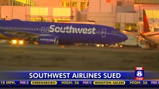 Video: CAIR Files Suit Challenging Southwest Airlines' Removal of Arabic-Speaking Passenger