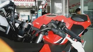 All New Honda CBR150R Mantabs!! Red & White Variant