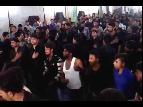 Aye Mere Noor e Nazar Live Noha By Syed Meesam Raza Zaidi India Live
