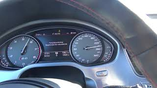 Audi S8 Plus 0-100 km/h in 3,5 s GPS-verified WITHOUT Launch