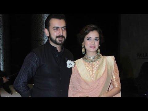 Diya Mirza | Shahid Kapoor-Mira Rajput Wedding Reception