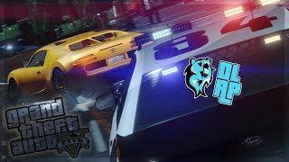 לייב - GTA V:RP   המשטרה נלחמת בעולם הפשע - רונן לוקוול   Different Life RP