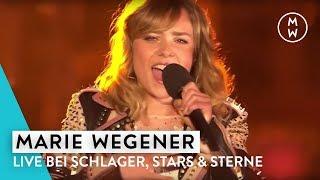 Marie Wegener   ARD Schlager  Stars und Sterne Die Schlossparty in Kitzbühel