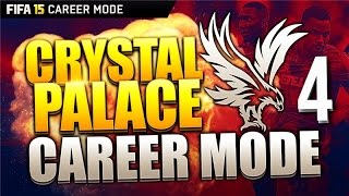 FIFA 15 Career Mode - WAR!! VS 1ST PLACED CHELSEA! - Crystal Palace Season 1 Episode 4