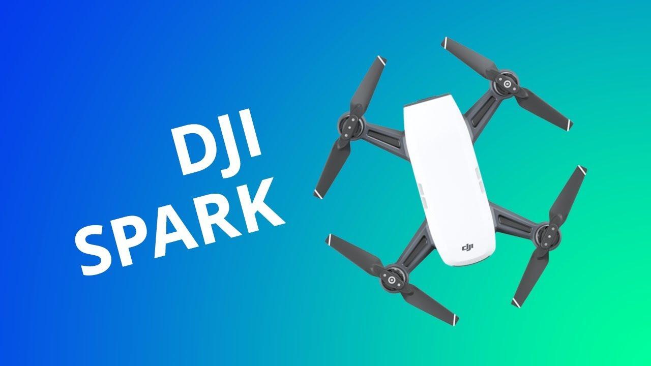Drone DJI Spark [Análise / Review] - Vídeos - Canaltech