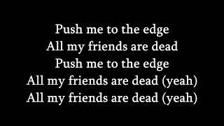 Lil Uzi Vert All My Friends Are Dead Lyrics XO Tour Life LYRICS DOWNLOAD YouTube 2