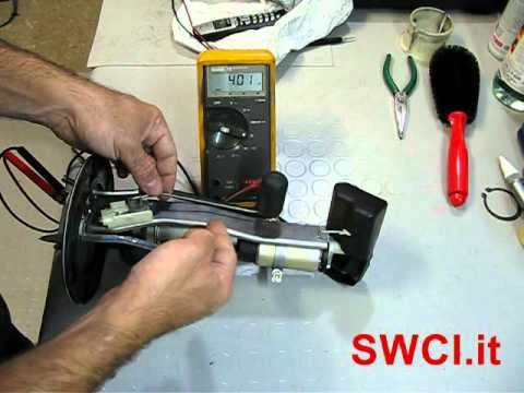 Swci Gruppo Pompa Benzina Avi Youtube
