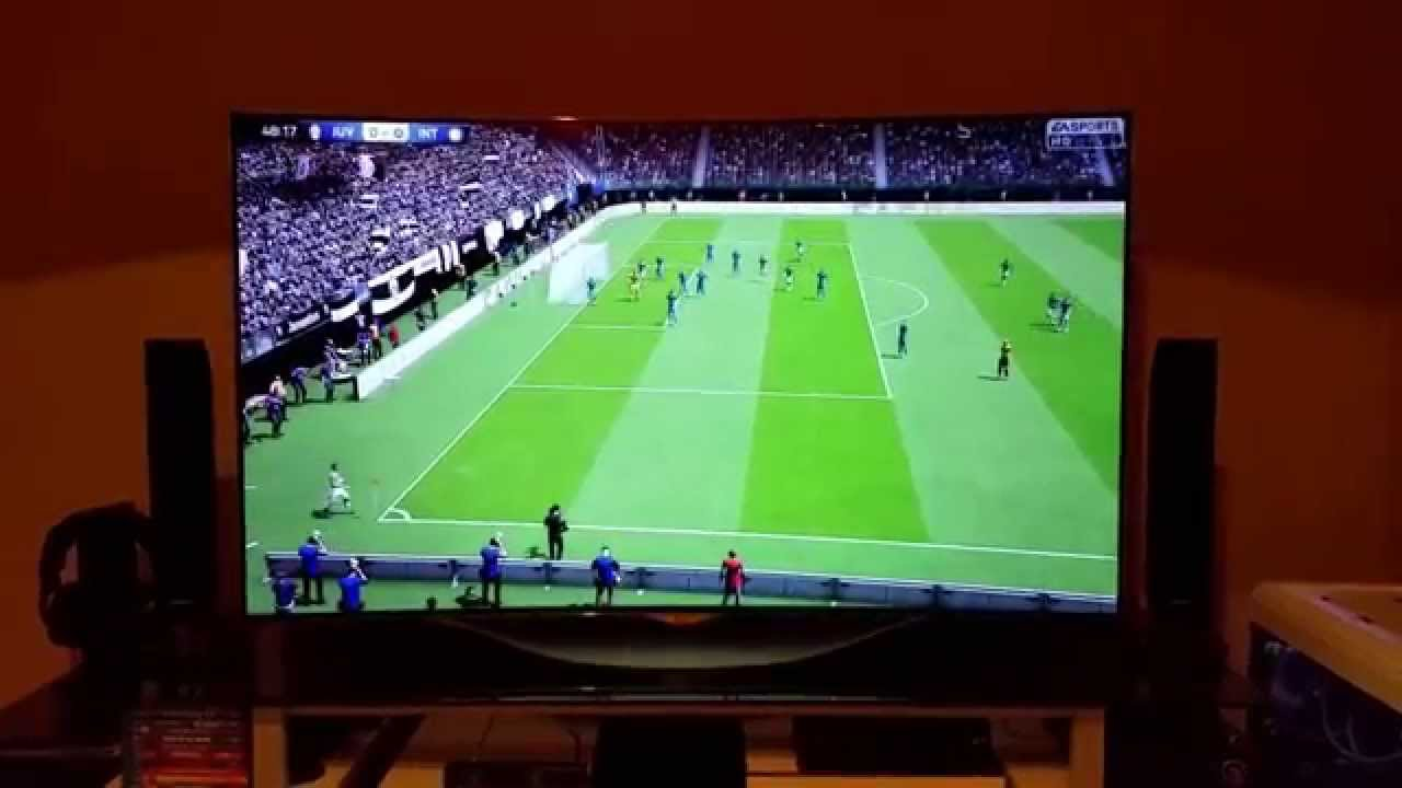ps4 on 3d tv