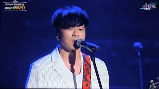 YB 윤도현 BAND - 남자는배여자는항구,나는나비,1178 (2018 남북평화협력기원-평양공연 봄이온다
