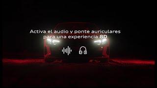 Experiencia inmersiva de sonido 8D | Audi RS e-tron GT