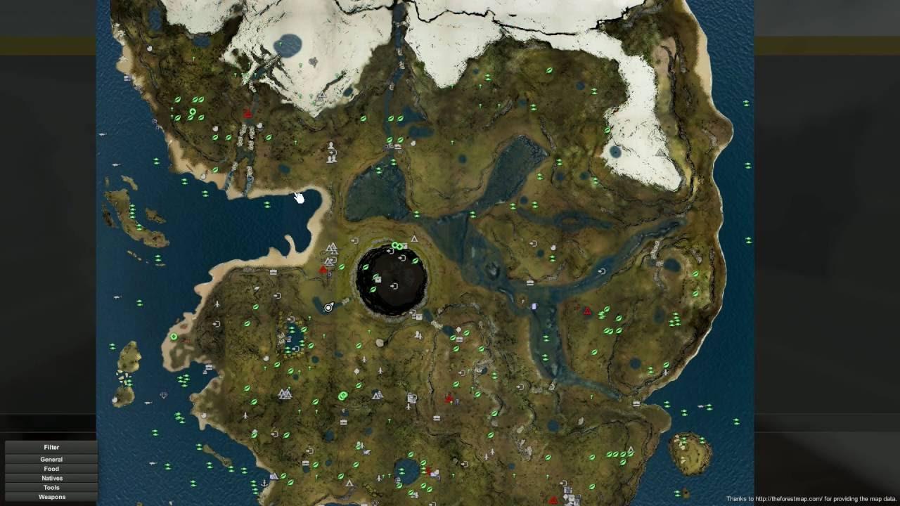 the forest mod map v como instalar mod map en the forest youtube. Black Bedroom Furniture Sets. Home Design Ideas
