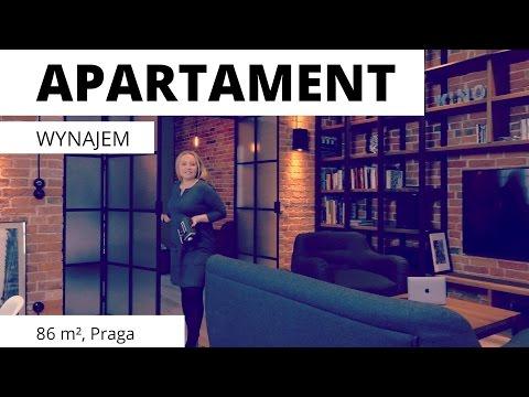 Filmowy Apartament 86 M², Ul. Jagiellońska 32, Praga, Warszawa
