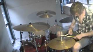 Chevelle Breach Birth Drum cover