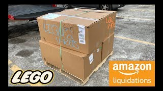 Baixar I bought a $5,030 Amazon Customer Returns Toy & LEGO Pallet + High End Lego & More