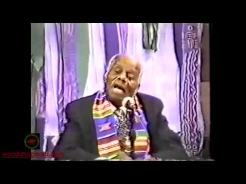 "Mhenga John Henrik Clarke vs Cornell West:  ""Debate"" on Afrikan Nationalism"
