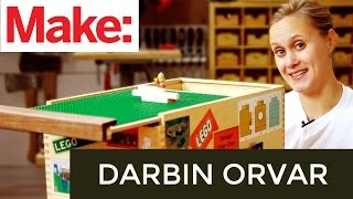 Darbin Orvar: DIY Lego Storage Box