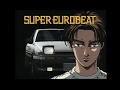 Initial D Eurobeat Non-Stop(1,2,4,5 And Final Stages) Mega Mix