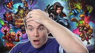(Hearthstone) The Most Ridiculous Tess Game of All Time